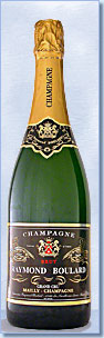 Bottle Champagne grand cru Mailly-Champagne